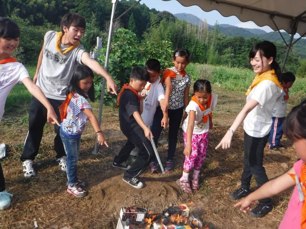 DICキャンプ2015.8