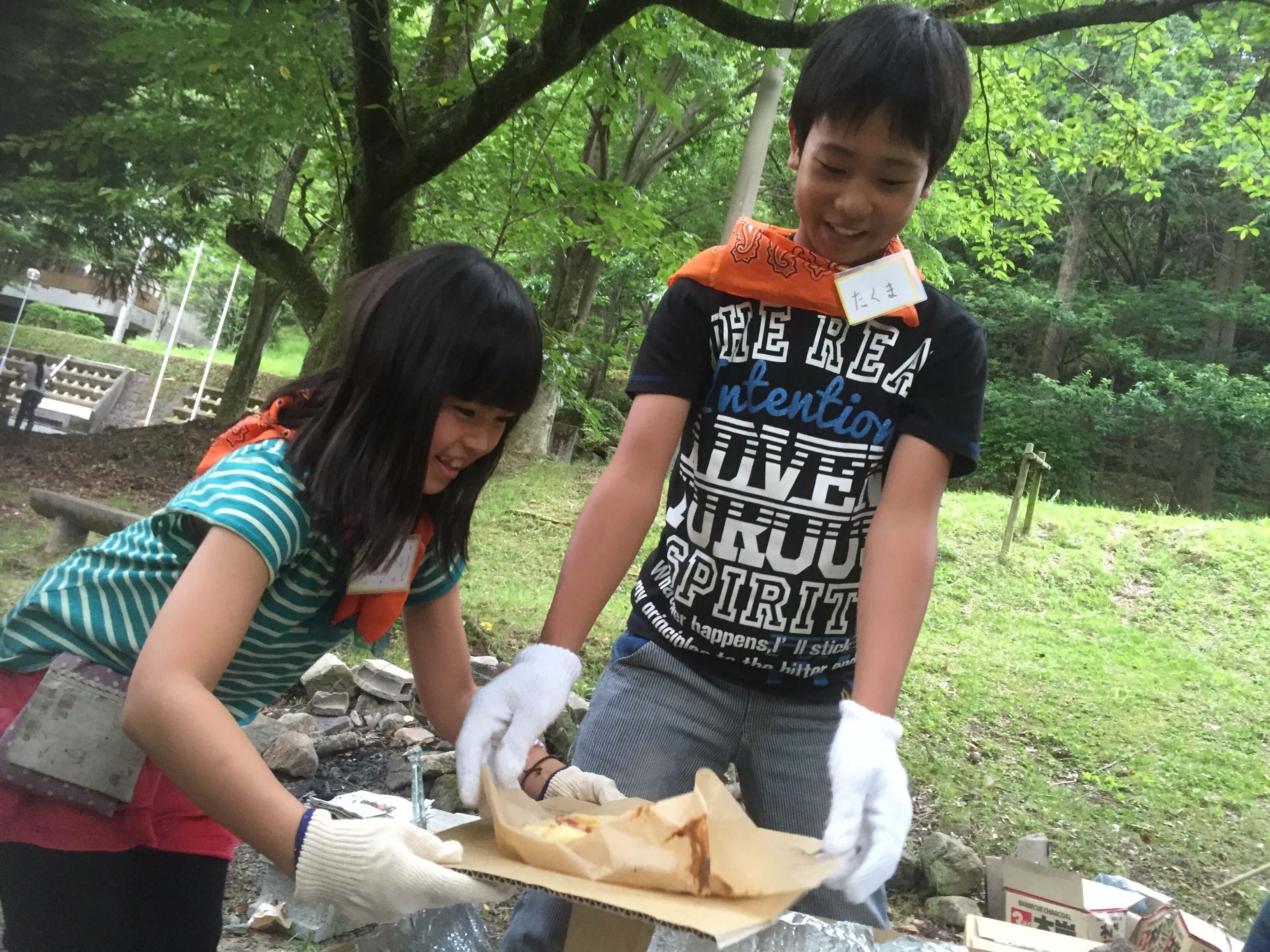 ☆2016 8月 DICしぜんキャンプ参加者募集!