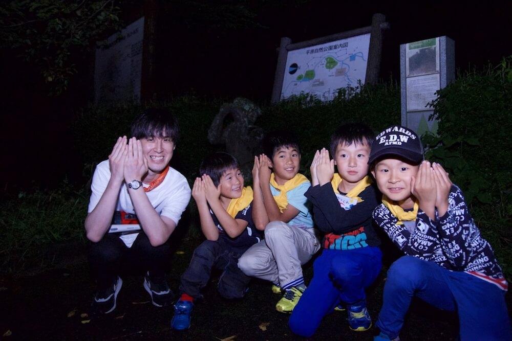 DICくるめキャンプ参加者募集☆8月18~19日
