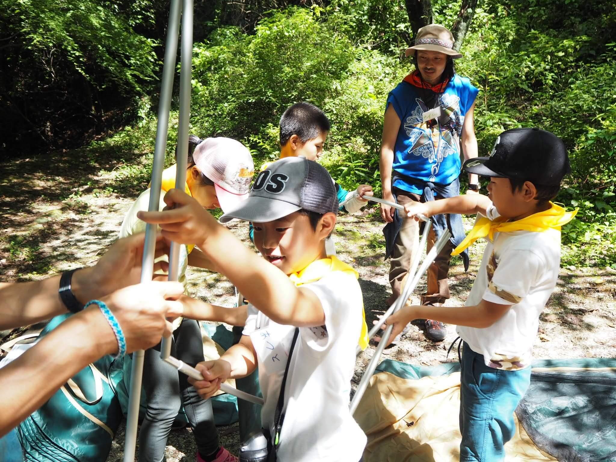 親子・友だち参加OK!DICさくらキャンプ2019年3月!福岡久留米で開催します!