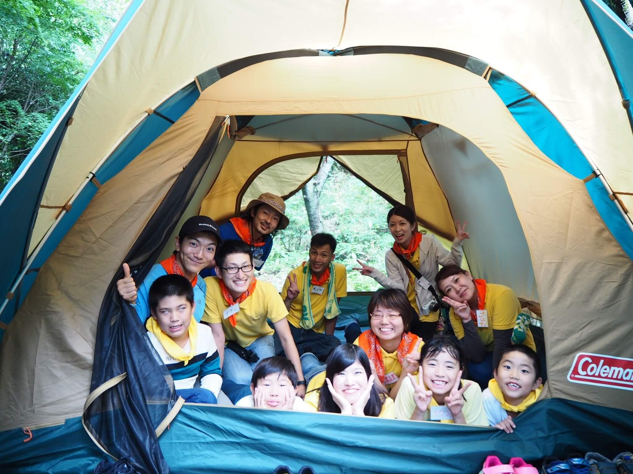 DICやまとキャンプ(久留米子どもキャンプ)を開催しました!