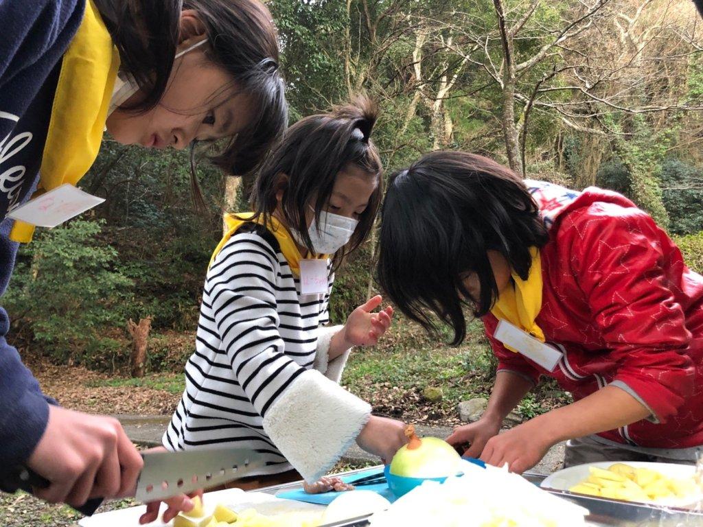 福岡久留米子どもキャンプ