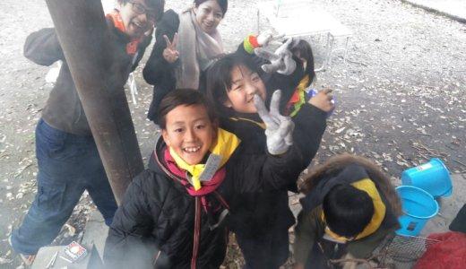 GWひみつ基地キャンプ子ども参加者募集(^O^)